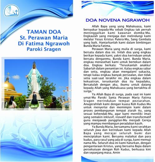 Doa Novena Ngrawoh
